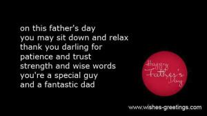 FATHERSDAY CARDS FROM WIFE