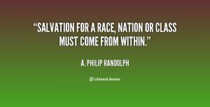 Philip Randolph Quotes