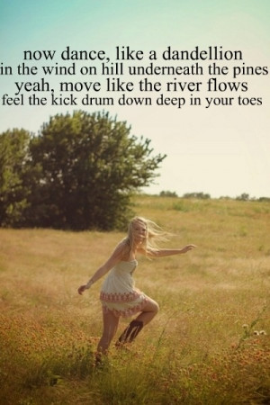 Quotes About Country Dancing Luke bryan country girl shake