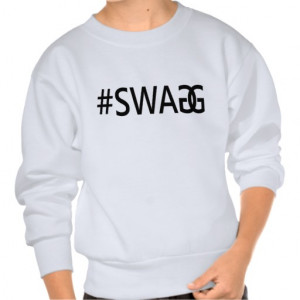 SWAG / SWAGG Funny Trendy Quotes, Cool Girl's Tee