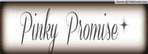 Pinky Promise Profile Facebook Covers