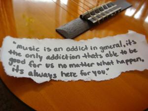 Music Addiction