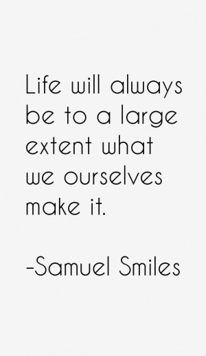 Samuel Smiles Quotes & Sayings