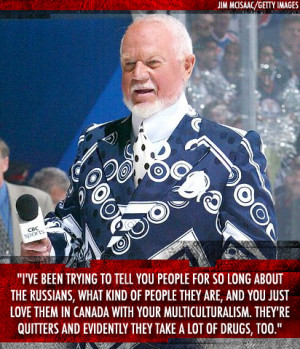 Quotes About Hockey Players