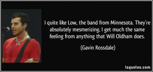 More Gavin Rossdale Quotes
