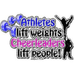 cheerleading quotes | love my cheer team quotes