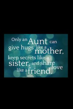 Auntie Quotes