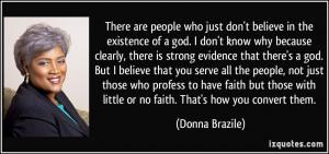 More Donna Brazile Quotes