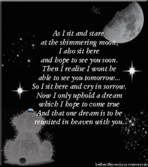 Quotes About Missing Loved Ones In Heaven ~ Quotes About Missing Loved ...