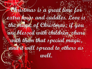 Merry Christmas Quotes For Mom