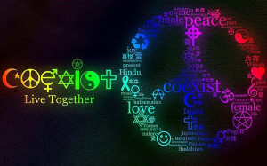Peace Coexist