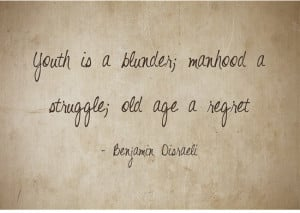 ... aging quotes. Do you have a favorite quote about aging? If so, please