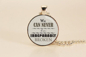 John Green - Looking For Alaska Quote Charm I want thisssssss