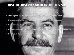 Joseph Stalin Propaganda In English Joseph stalin