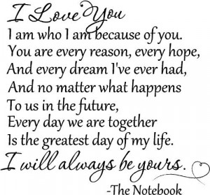 the notebook quotes the notebook quotes by