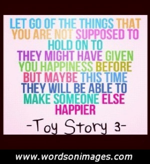 Toy Story Quotes About Friendship