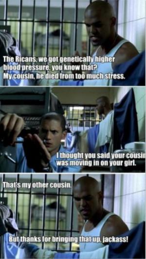 Humor - Prison Break