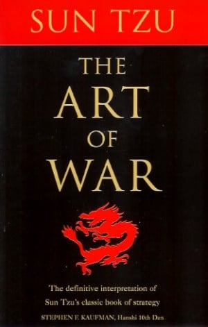 """... know your Enemy, you must become your Enemy."""" -Sun Tzu, Art of War"""