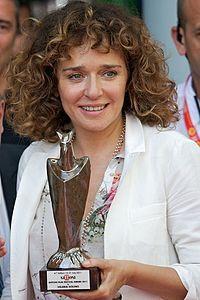 Valeria Golino nel 2011