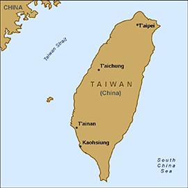 TRASIA In Taiwan