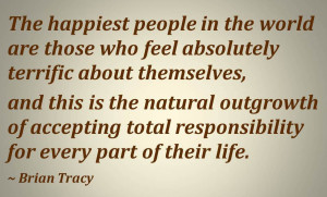 UB Quote – Personal Responsibility – Tracy