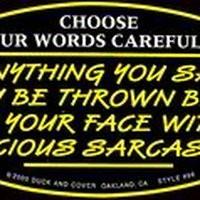 sarcasm quotes photo: Think befor you speak sarcasm-4.jpg