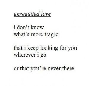 unrequited #love #quotes