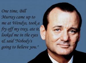 bill murray funny
