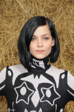 Leigh Lezark Haircut