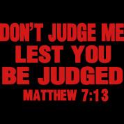 God will judge those