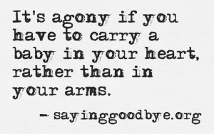 Heart #Grief #Tears #Quote #Miscarriage #Stillbirth #Loss