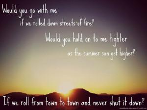Would You Go With Me-Josh TurnerSongs Lyrics, Inspiration Lyrics