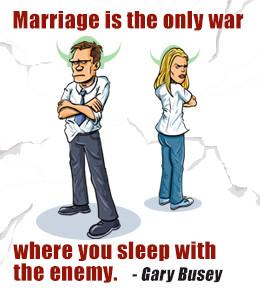 Prologue - Long-term marriage