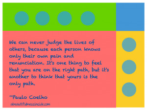 Wicked Awesome Quotes: Paulo Coelho