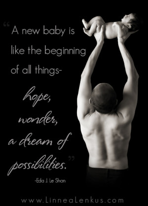 ... baby inspirational quote linnea lenkus new beginnings quote quotes