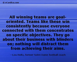 Summer Quotes For the Football Coach