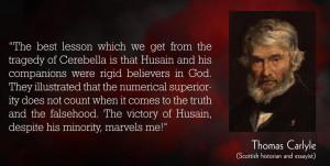 Thread: Husayn ibn Ali ...