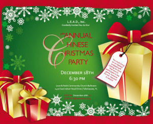 Christmas Party Invitations Templates Christmas party invitation