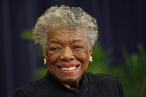 Stars Align To Celebrate Maya Angelou's Forever Stamp - NBC News