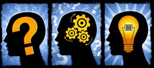 If you can't think critically, you can't think creatively. And if ...