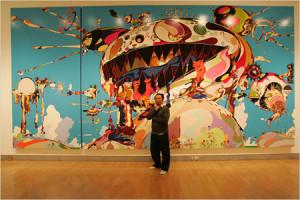 Takashi Murakami Picture Slideshow