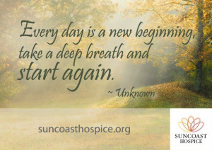 take a deep breath and start again. Unknown #quote #hopeUnknown Quotes ...