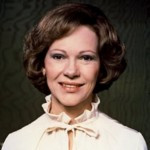 Rosalynn Carter Quotes A leader takes people where they want to go