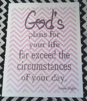 Louie Giglio Quotes How Great Is Our God God's plans for your life