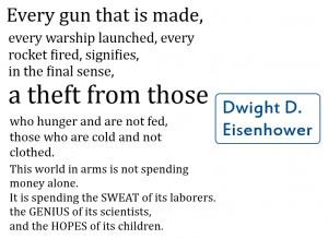 Description Dwight-D-Eisenhower-Pacifistic-Quote.png