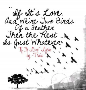lyrics quotes from love songs