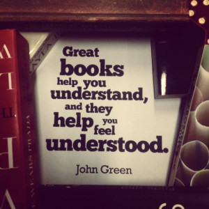 John Green Book Quotes