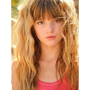 Bella Thorne liked on Polyvore