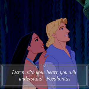 Best Disney Love Quotes