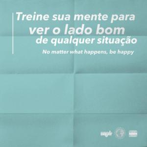 ... No matter what happens, be happy (www.facebook.com